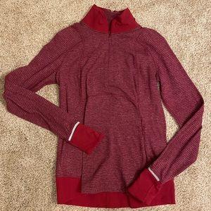 Lululemon 1/4 Zip Up Pullover